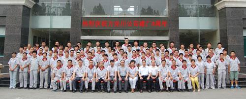 8年践行中国梦 力克川与梦想同行