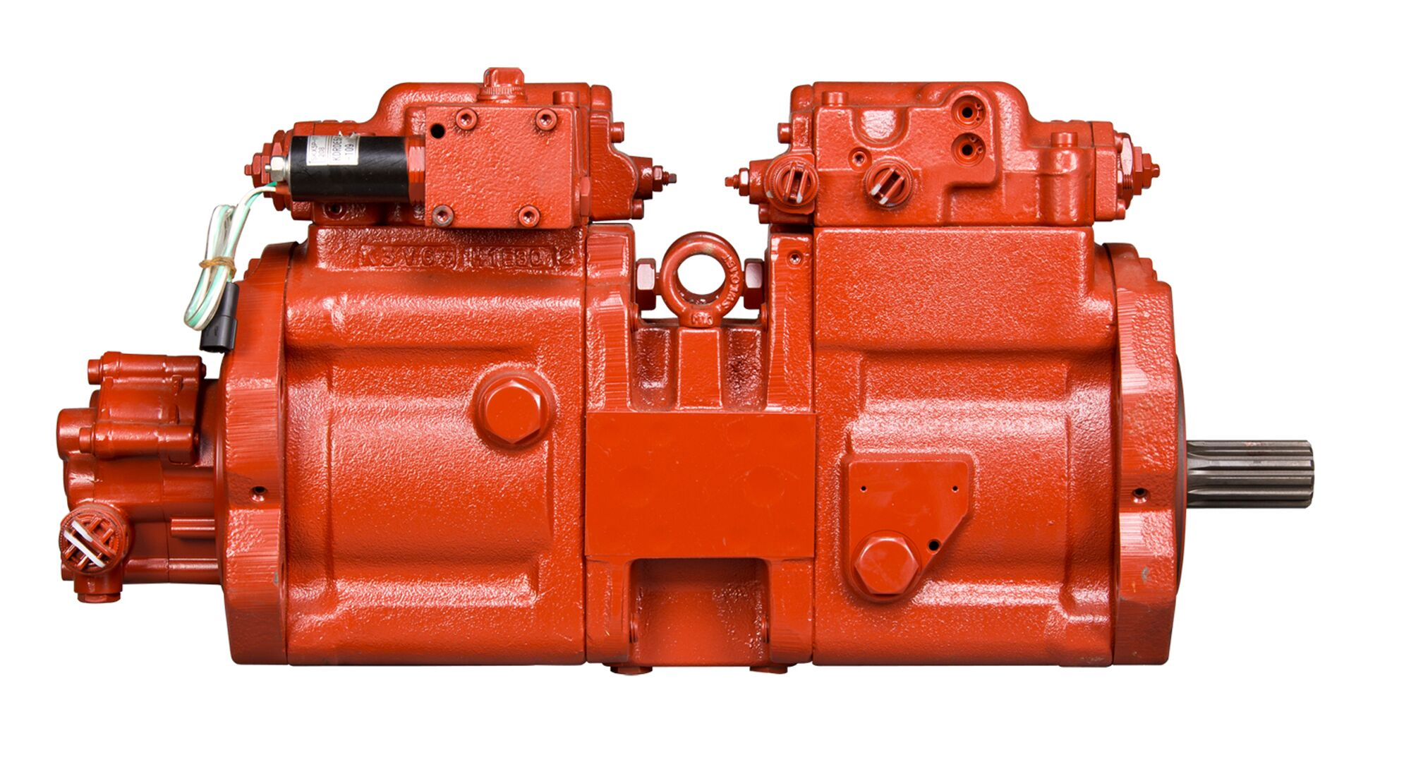 工程机械更换新液压泵后的注意事项